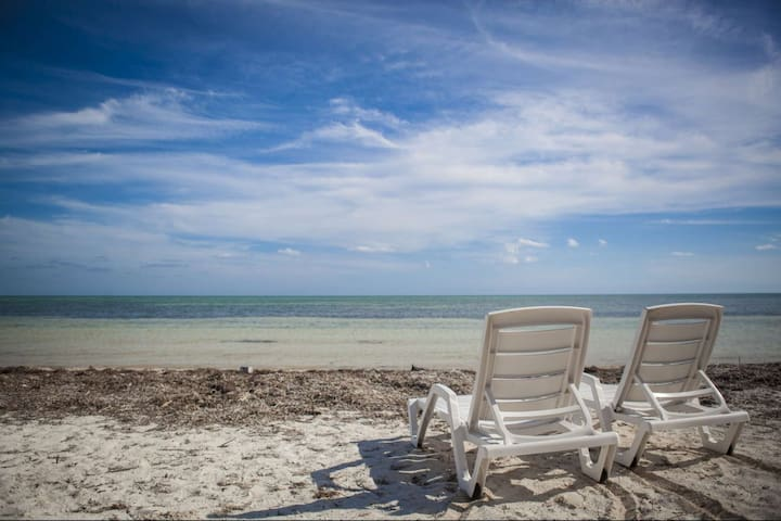 Oceanfront Islamorada Home with Private Beach - Great for Kite Surfing!