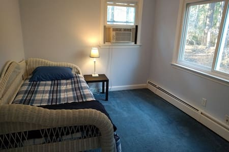 Secluded 2nd floor twin BR near UNC - Chapel Hill - Hus