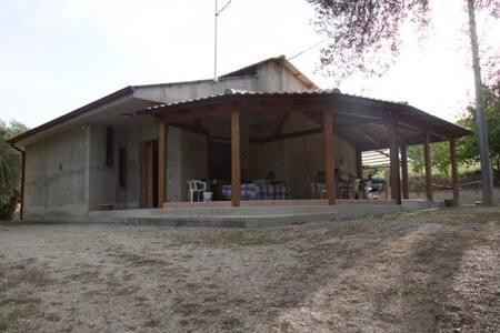 Casa in Campagna con vista lago - Maierato