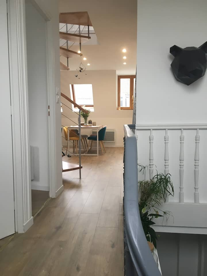 Appartement T2+ Lille Sébastopol