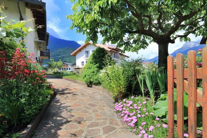 CASA autonoma e graziosa nelle Dolomiti a Lamon