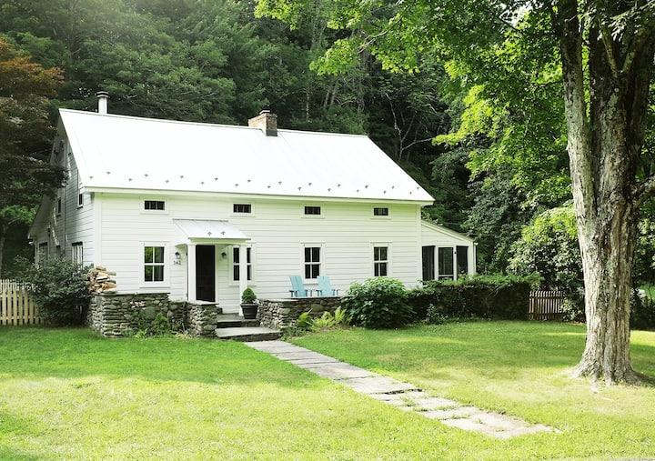 Watson House, 150 year old Modern