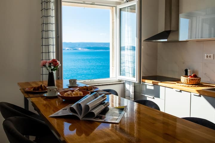 "Kuća za odmor - apartman ""By the sea"" Mimice"