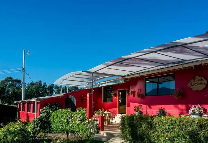 Rancho Merceditas, un lugar acogedor y familiar