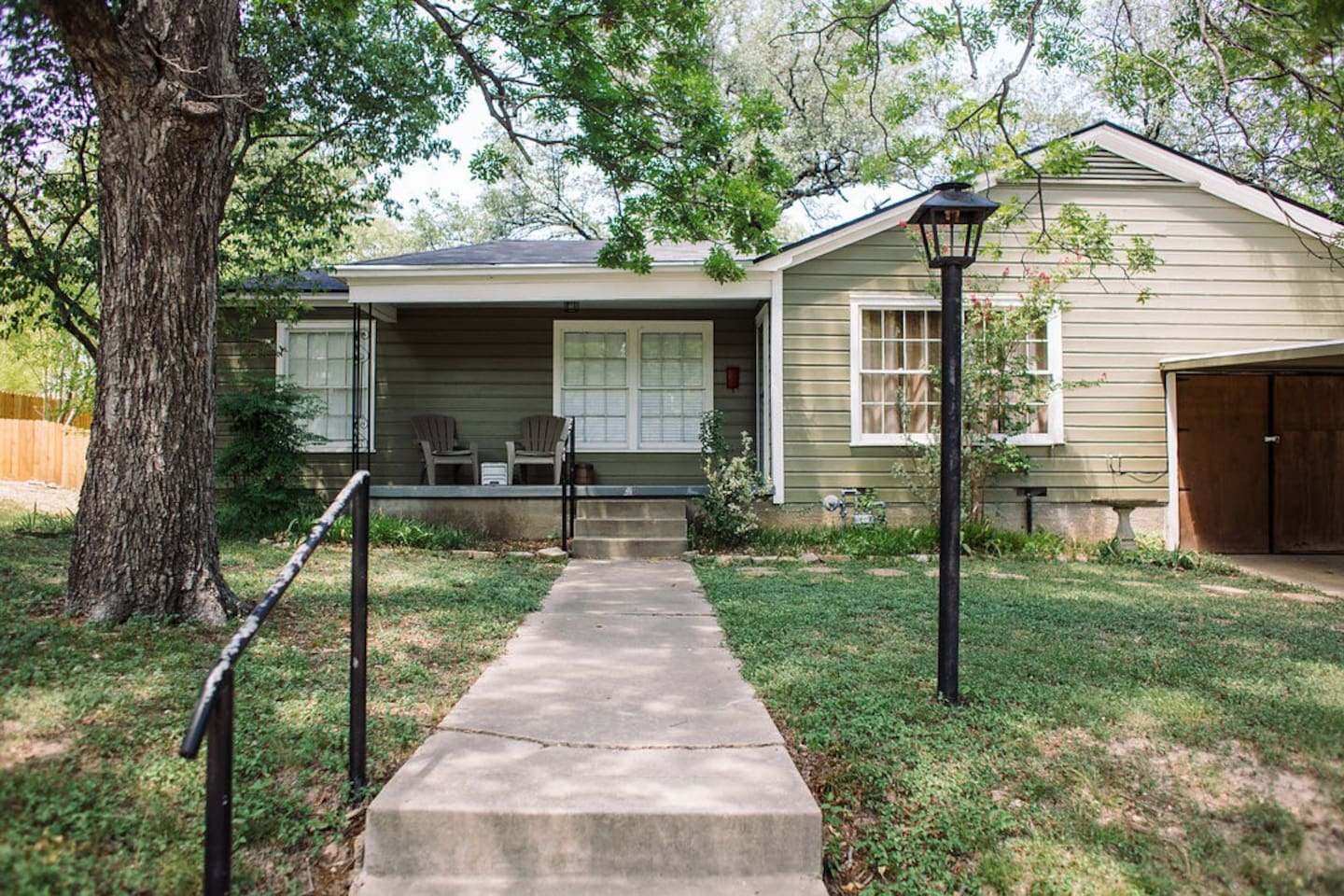 Image of Airbnb rental in Waco
