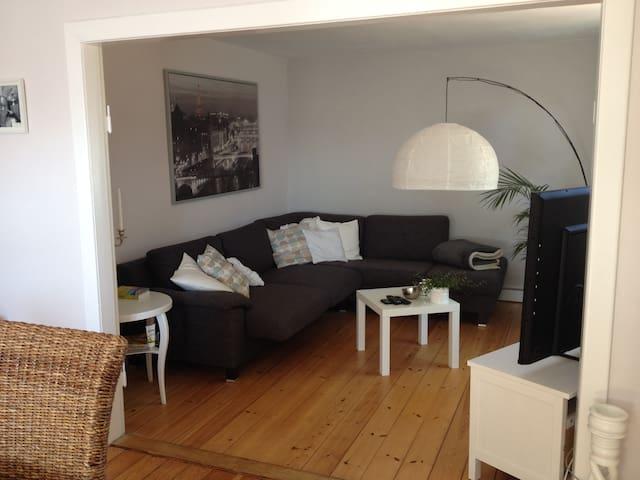 Liebevolle Wohnung mit Garten - Nordhackstedt - Apartment