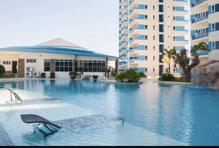 Amazing sea view apartment, Cebu,Amisa Residences