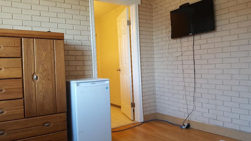 Furnished room for long and short term rental.