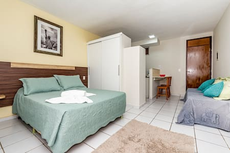 Cama de casal + sofá-cama