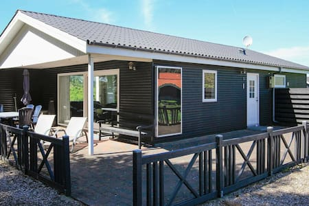 Alluring Holiday Home in Vestervig with Whirlpool