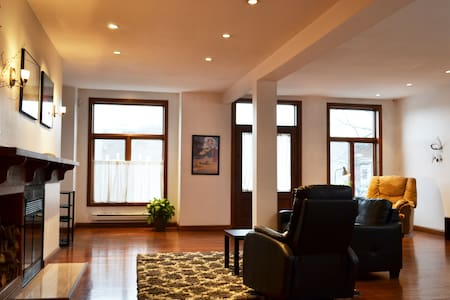 Beautiful condo- MileEnd/Outremont