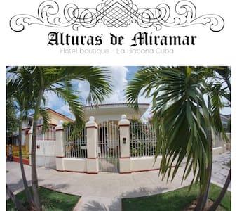 "H3  Alturas De Miramar""Hotel Boutique"" - La Habana"