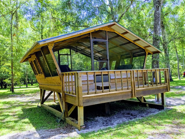 Suwannee River Sanctuary - The Birdhouse