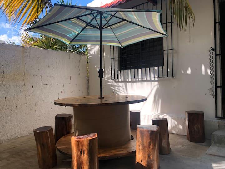 Casa de Playa, Progreso.