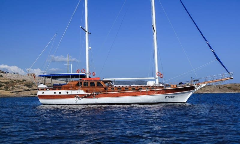 Piccolo Yacht/Yat, Çökertme, Muğla - Çökertme Köyü - Boot