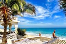 De La Costa, Beach Front at La Fortuna (4 rooms)