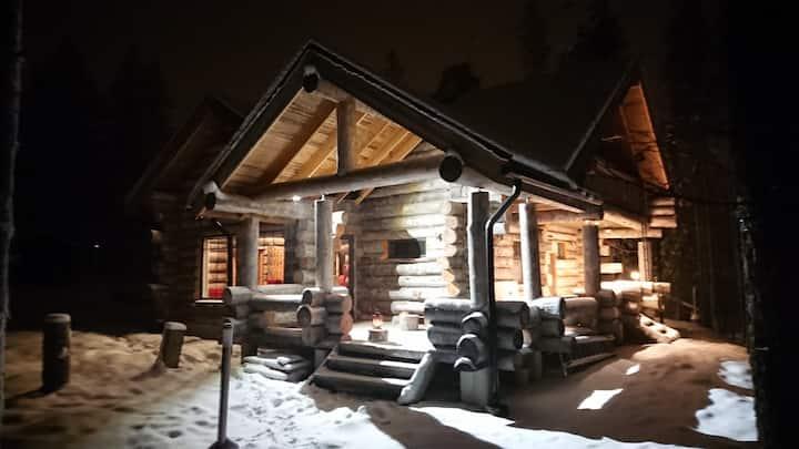 Villa Isokelo in Äkäslompolo, Lapland