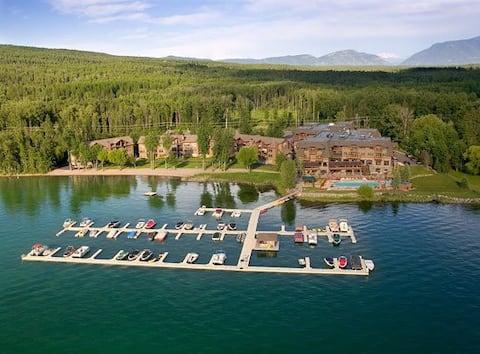Whitefish Lake Escape