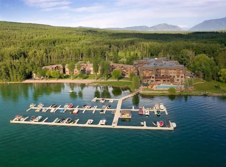 Whitefish Lake Escape