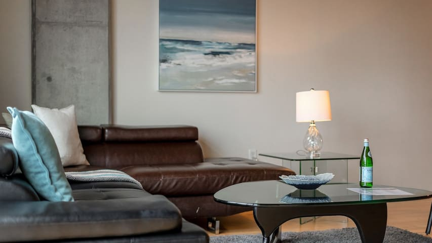 Live life at the top in this stylish 1BD condo