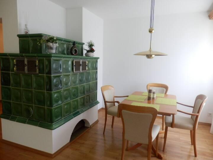 Lichtentaler Allee Delux, (Baden-Baden), Ferienwohnung, 116qm, 2 Schlafzimmer, max. 6 Personen