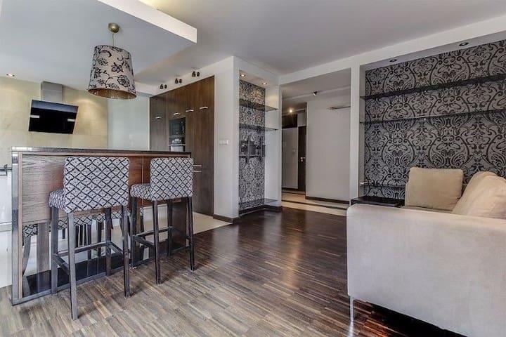 High Class Apartment - Warszawa - Appartement