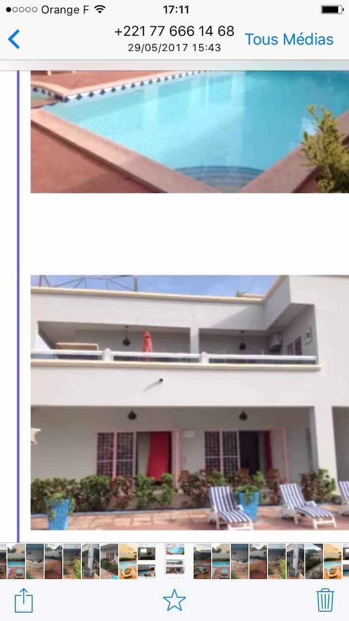 Superbe et luxueuse villa 14 personnes ,vue mer
