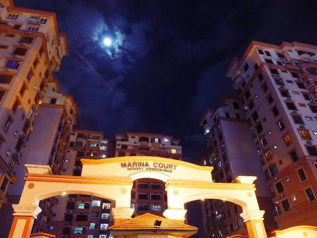 Marina court guest house