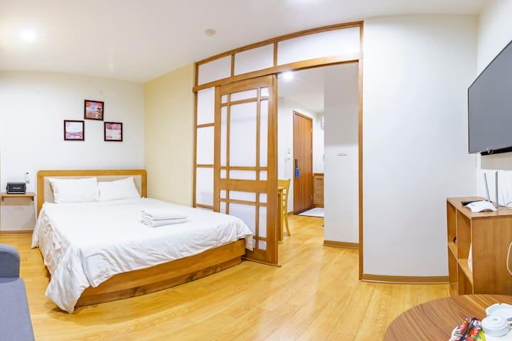 22HOUSING #26  ONE BEDROOM/KIM MA/LOTTE/HA NOI