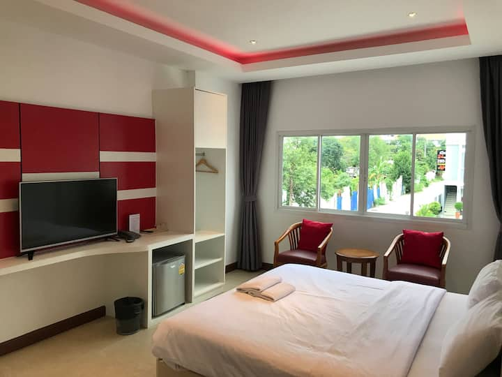 Picasso hotel 2F in Central Pattaya