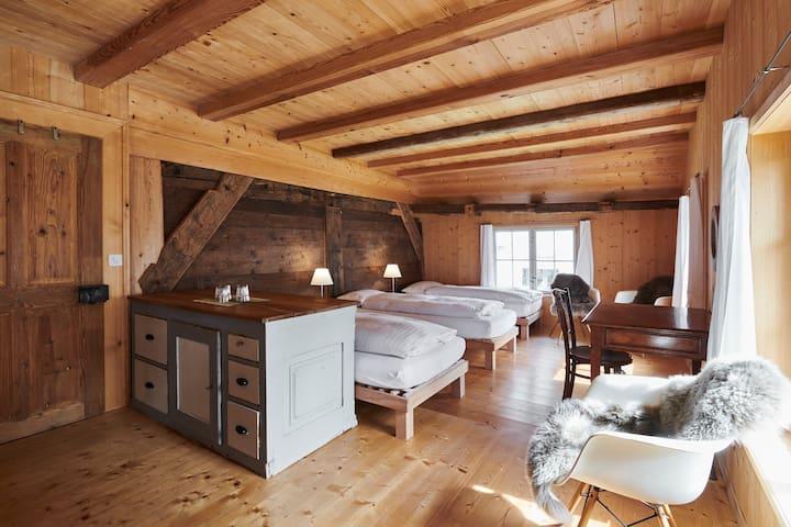 Fischerhäuser, Übernachten im Baudenkmal, 5-Bett