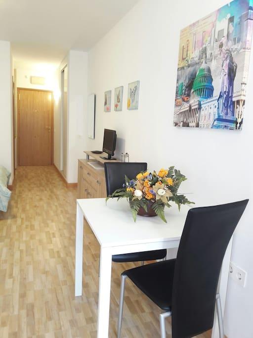 Estudio c ntrico en torremolino appartamenti in - Estudio en torremolinos ...