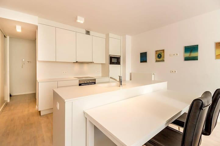 Luxury apartment 10 min from centre of Brussels