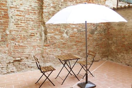 casa con soppalco nel centro storico - Ferrara - Lejlighed