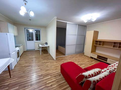 Просторная уютная квартира с бесплатной парковкой