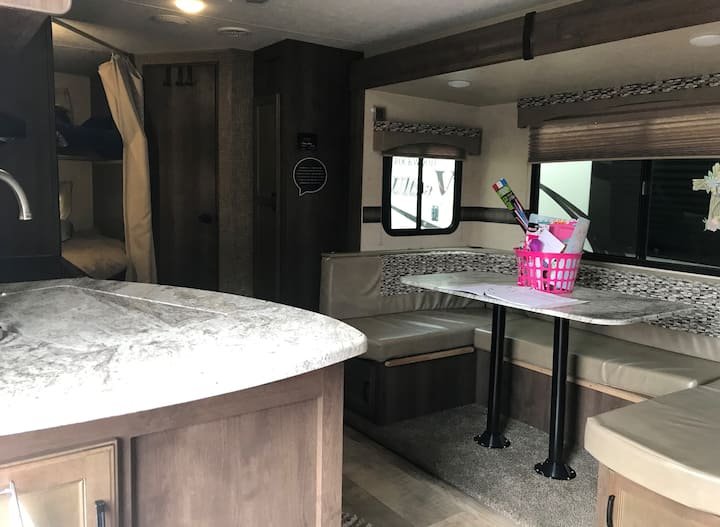 Where Would You Like To Stay?  24' Travel Trailer
