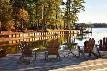 Kowaliga Near Castaway Lake House Rental