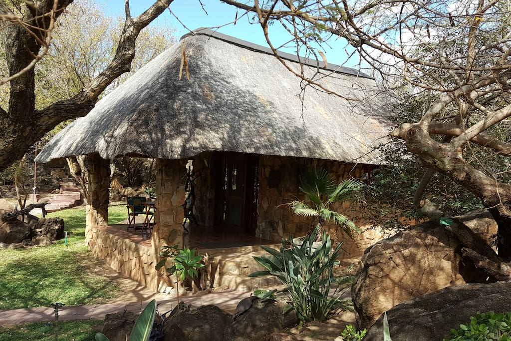 2 persons chalet 'Monkey House'