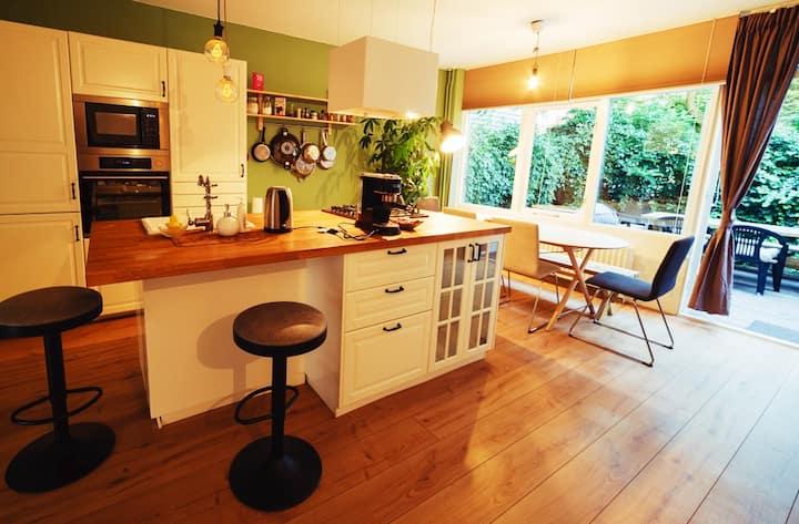 Lovely Deluxe #Terrace@CITY RijnKwartier 2bedroom