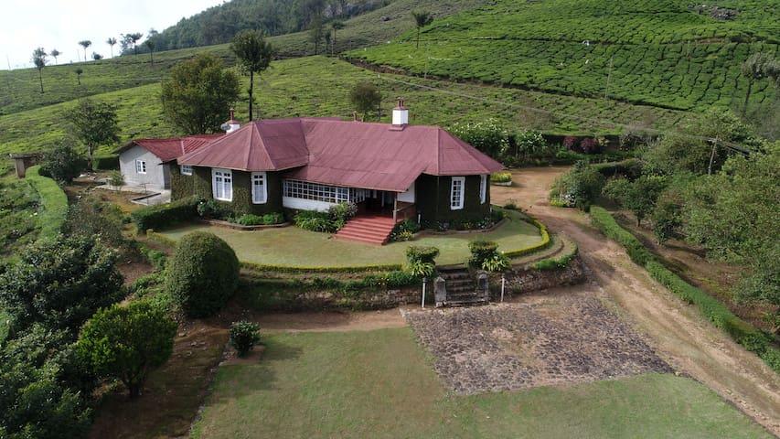 Heritage Tea Bungalow Munnar