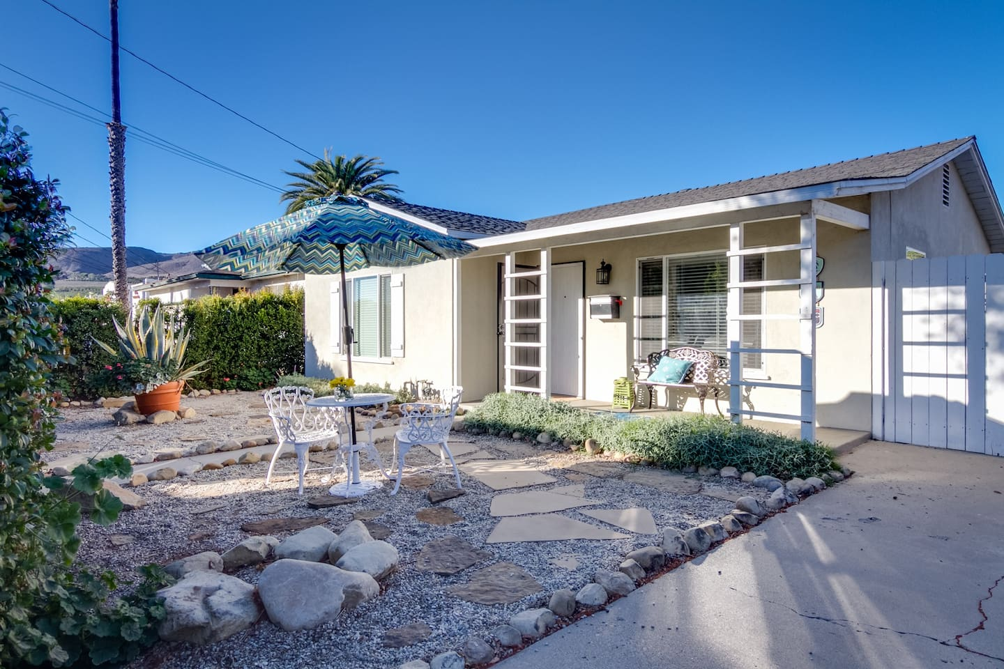 You'll have an unforgettable California getaway when you stay at this Ventura vacation rental home!