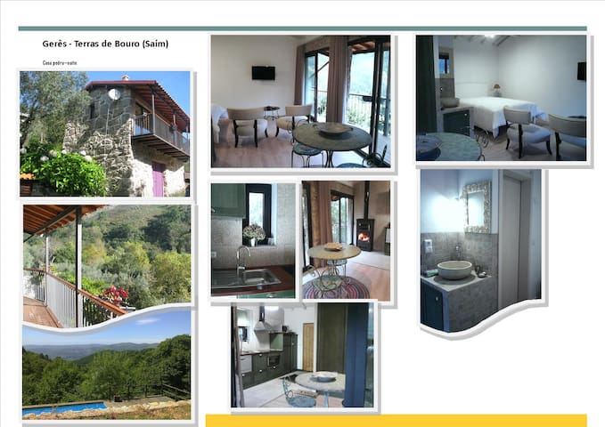 Country house - Casa do Urzal 2 - Terras de Bouro - 別荘