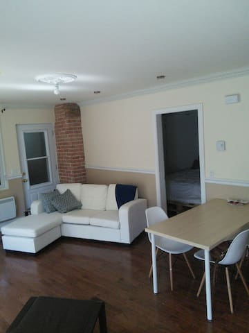 BEAU appartement centre-ville - Trois-Rivières - Apartemen