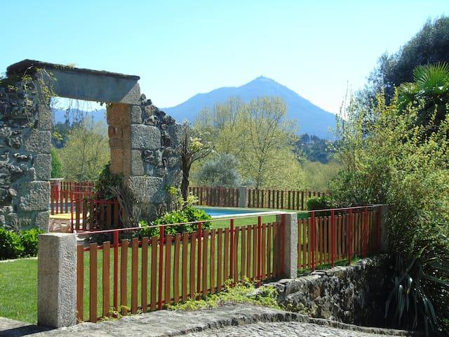 Quinta da Chouza AGROTURISMO e ENOTURISMO Quarto 1