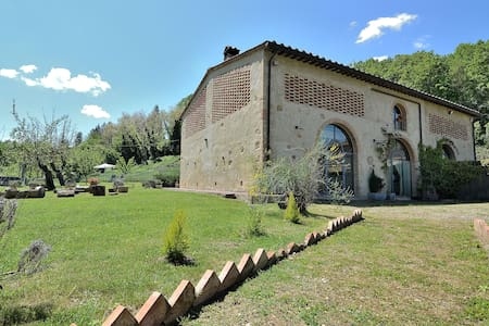Private Villa San Gimignano-Firenze - サンジミニャーノ