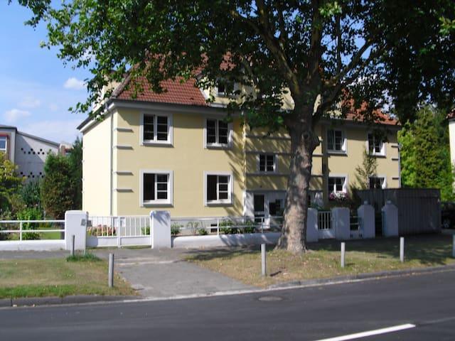 Schönes Stadthaus in Münster