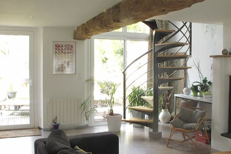 Maison avec jardin à Bourg-des-Comptes - Bourg-des-Comptes - House