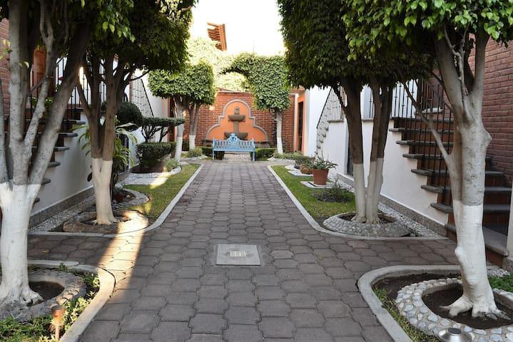 Casa tranquila y hermosa Queretaro - Santiago de Querétaro - Huis