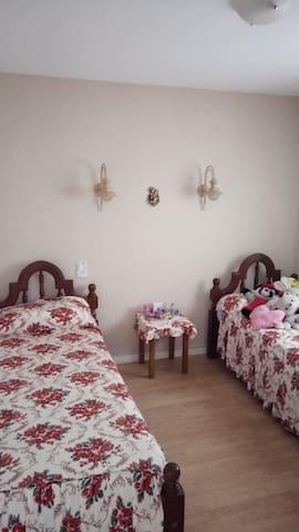 Habitacion privada con baño. - San Luis - Hus