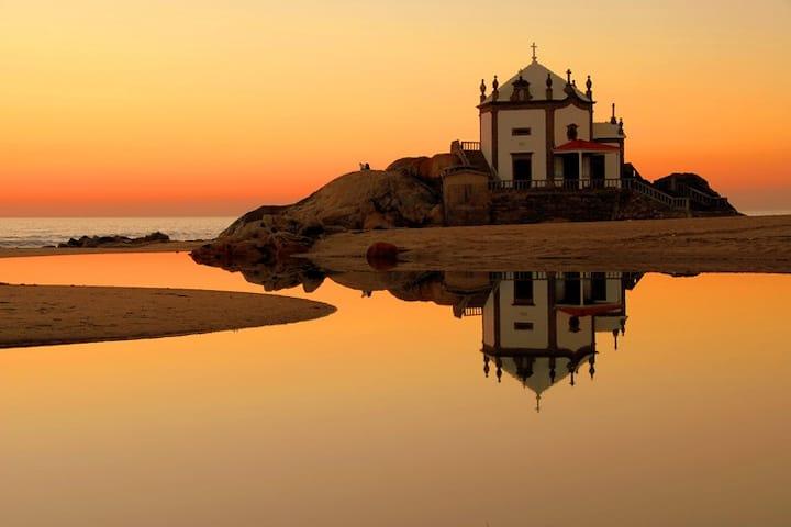 Oporto beach duplex